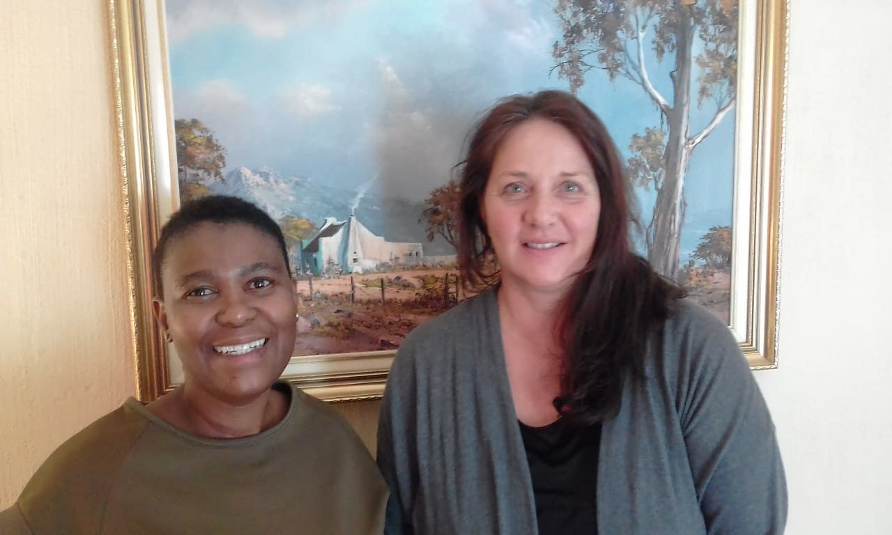 Neo Nhlapo and Nicky Neville attended Email Marketing