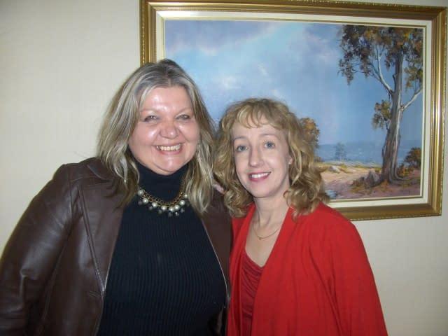 Bettina and Jacqueline-Social Media Marketing