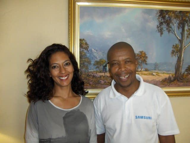 Natasha and Tebogo attended Create FREE Website