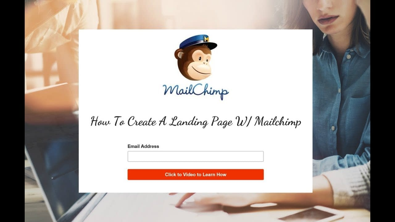 MailChimp-How to Create Landing Pages-1-Featured