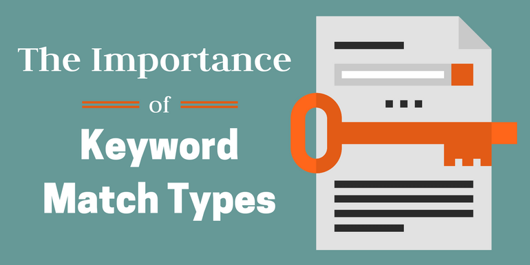 Choose the Right Keyword Match Types – Google Ads